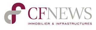 Logo CF News Immo